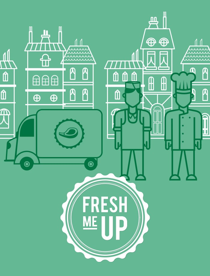 Fresh Me Up - Plateforme anti gaspi