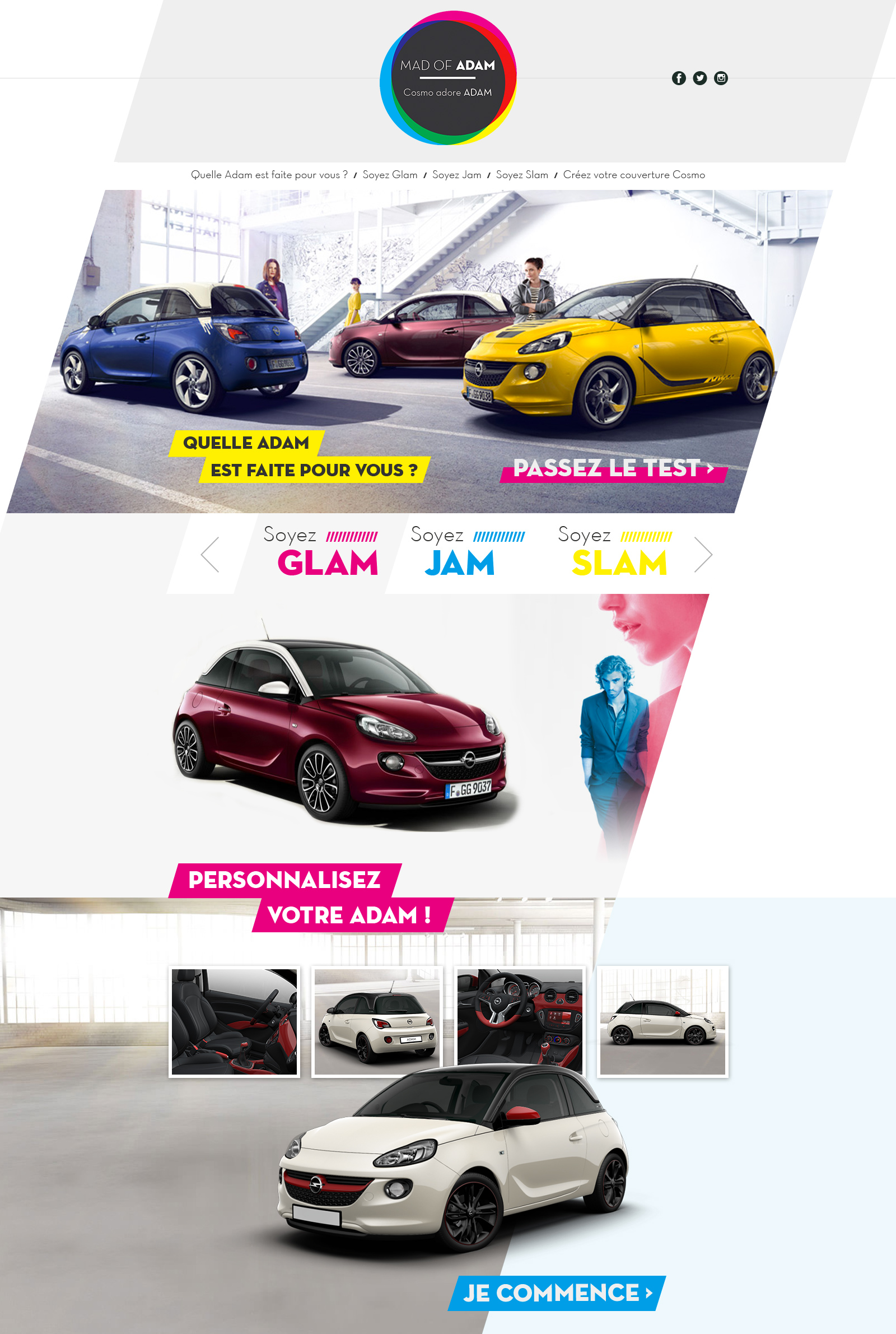 Opel - Mad of Adam